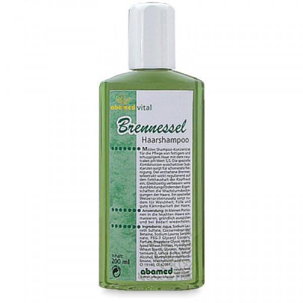 Brennnessel-Haarshampoo